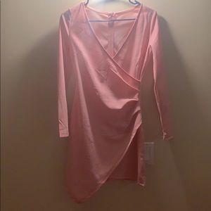 Pink LuLus Formal Dress